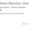 Relax Melodies ,Aplikasi Android Suara Alam Cocok Menemani Tidur