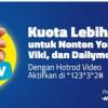Daftar Paket HotRod Video XL Dan Cara Daftarnya