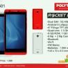 Polytron Rocket T1 R2501 ,Android Lollipop 5 inci 1 Jutaan RAM 1GB