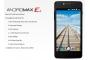 Andromax E2,HP Android 800 Ribuan 4G RAM 1GB Terbaru 2016