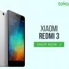 Harga Xiaomi Redmi 3 Terbaru Februari 2016 ,RAM 2GB Layar 5inch