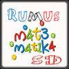 100 Rumus Matematika SD,Aplikasi Pelajaran Berhitung Sekolah SD