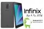 Infinix Hot 4 Pro X556,Hp Android di Bawah 2 Juta Kamera 13MP Batrei Besar