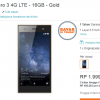 Infinix Zero 3 Turun Harga Jadi 2 Jutaan Berkamera 20,7 MP