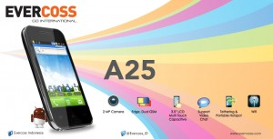 Evercross A25