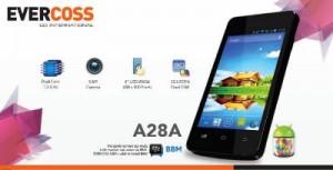 Spesifikasi Evercoss-A28A
