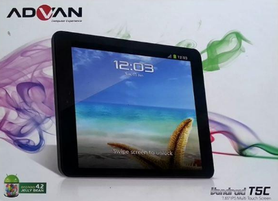 Advan Vandroid T5C 2