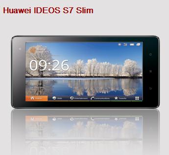 Cyrus Huawei IDEOS S7 Slim
