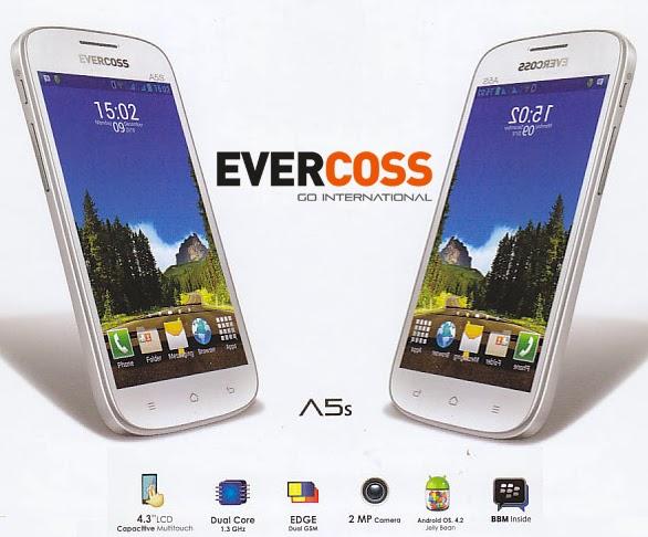 Evercoss-A5S