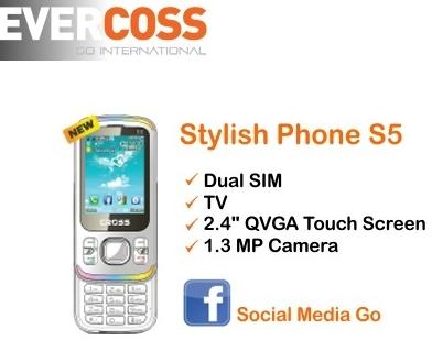 Evercross S5