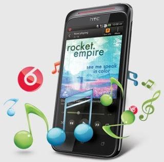 HTC Desire VC Android CDMA