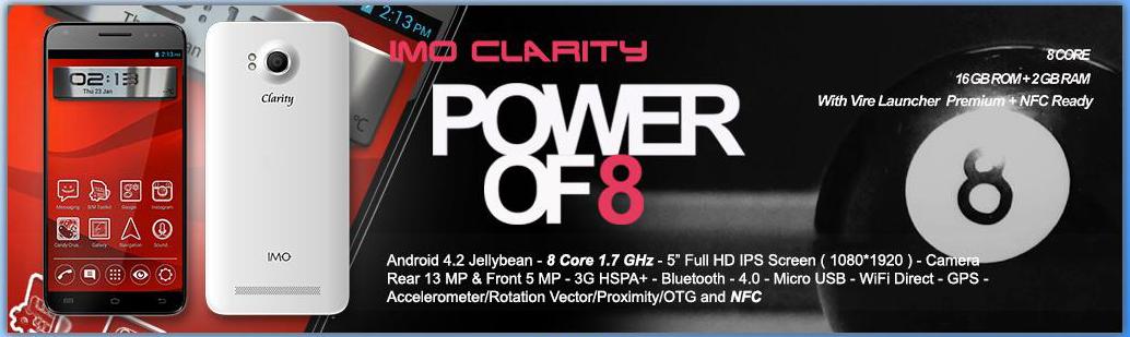 IMO Q8 CLARITY 2