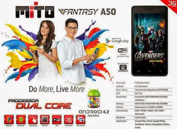 Mito-A50