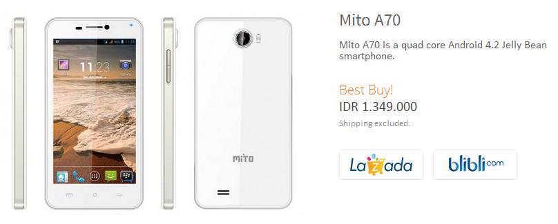 Mito A70