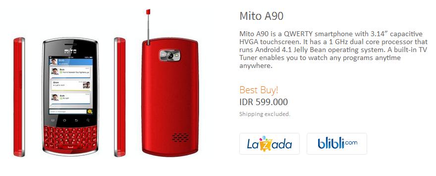 Mito A90