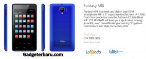 Mito Fantasy A50 n