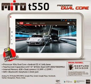 Mito T550