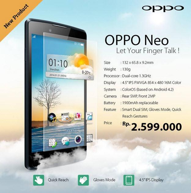 Oppo-Neo 2