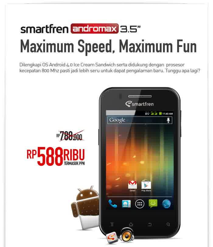 Smartfren andromax 3.5
