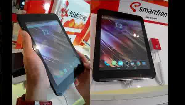 Smartfren Andromax Tab 8.0 ,Tablet Harga 2 Jutaan Layar 8