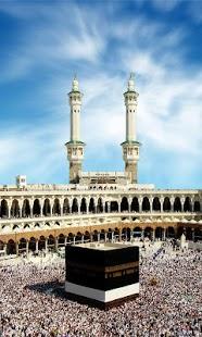 Wallpaper Mekkah