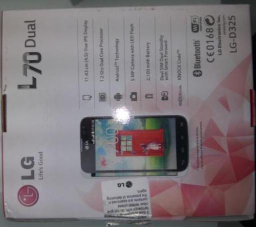 lg l70 new