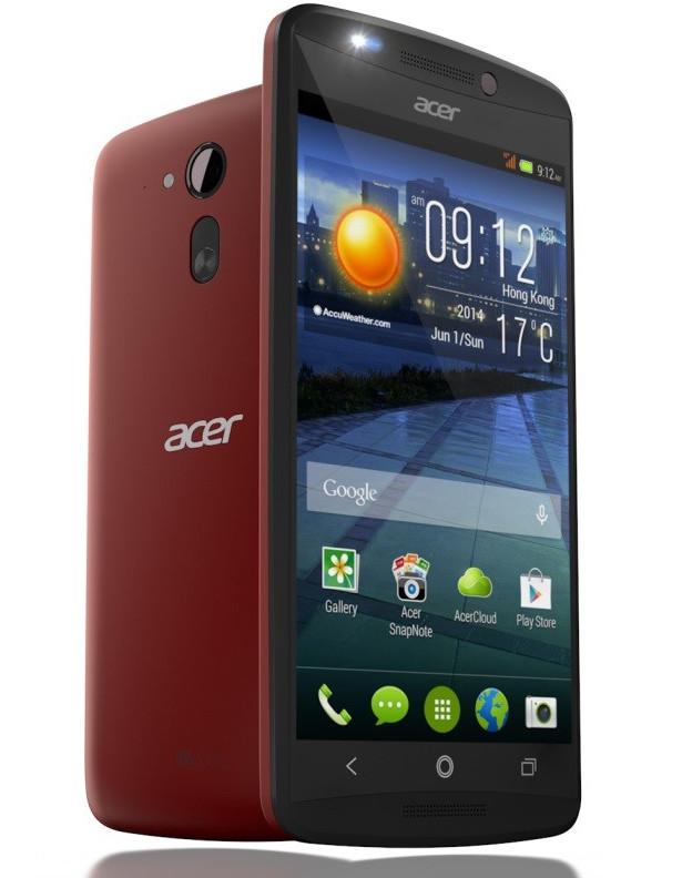 Acer Liquid E700 kredit gambar fonearena.com