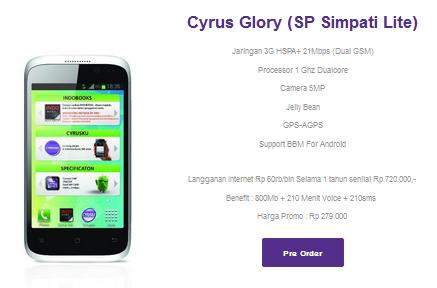 Cyrus Glory Kredit gambar cyruspad.com