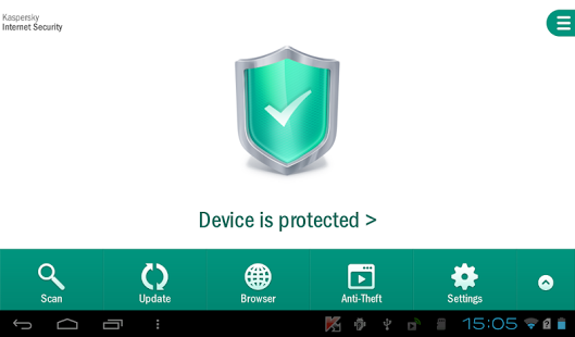 Kaspersky Internet Security Kredit Gambar play.google.com