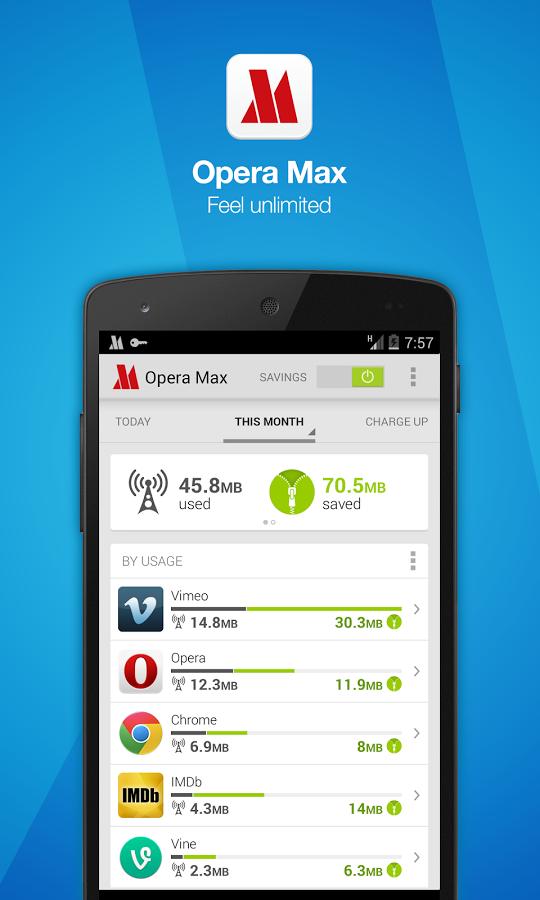 Opera Max kredit gambar play.google.com