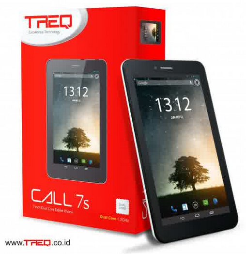 TREQ Call 7S Kredit gambar treq.co.id