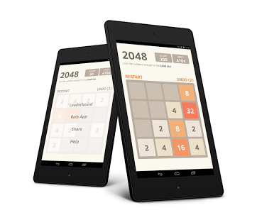 2048 Number puzzle game Kredit gambar play.google.com