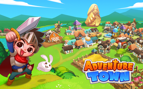 Adventure Town Kredit gambar play.google.com