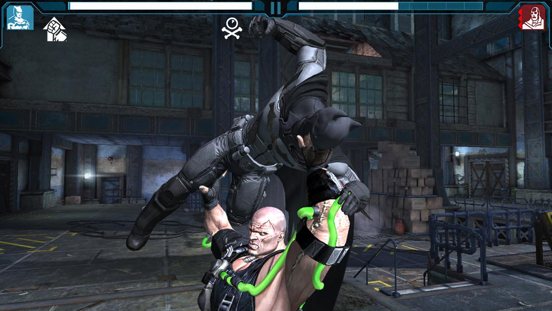 Batman Arkham Origins Kredit gambar play.google.com