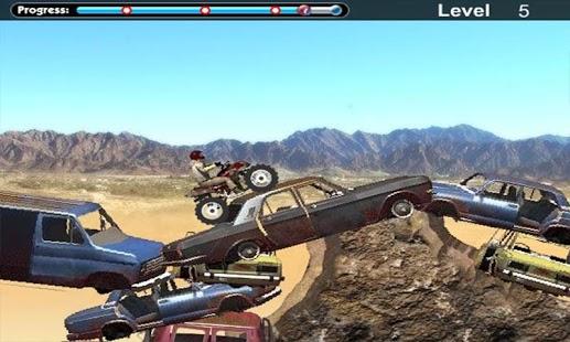 Desert Rider kredit gambar play.google.com