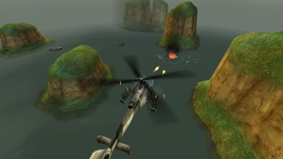 GUNSHIP BATTLE Kredit gambar play.google.com