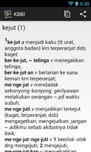 Kamus Indonesia Kredit gambar play.google.com