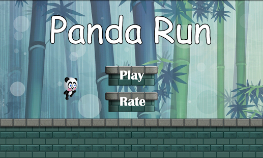 Panda Run kredit gambar play.google.com