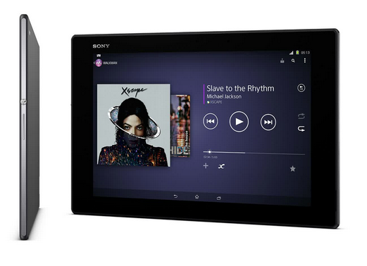 SONY Xperia Tablet Z2 Kredit gambar sonymobile.com