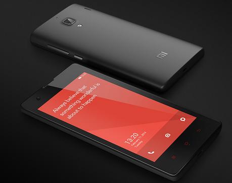 Xiaomi Redmi 1S Cridit Imeg mi.com/in