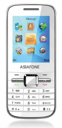 Asiafone AF111 Cridit imege asiafonemobile.com