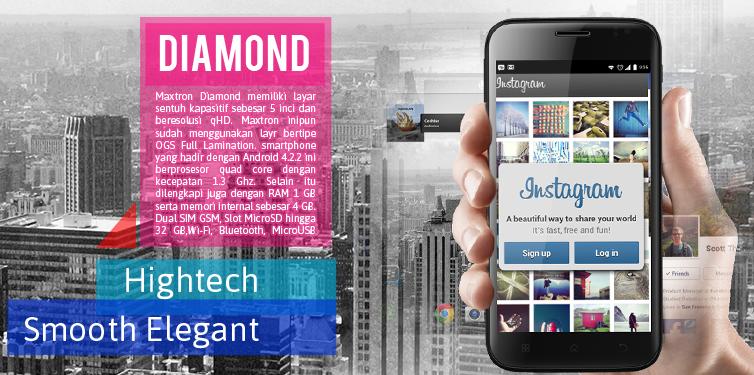 MAXTRON Diamond Cridit imege maxtron.com