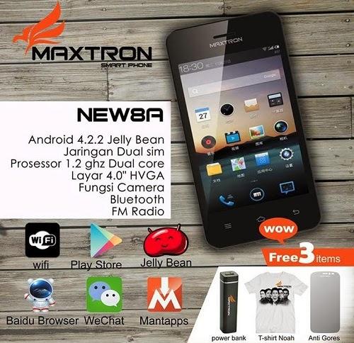 Maxtron New 8A Cridit imege facebook.com