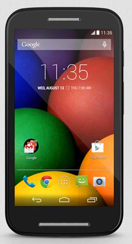Motorola Moto E cridit imege motorola.com