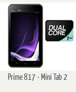 Venera Prime 817 - Mini Tab 2