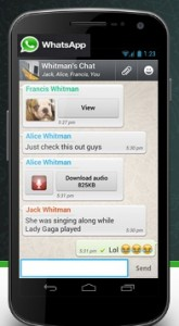 WhatsApp Cridit imeg whatsapp.com