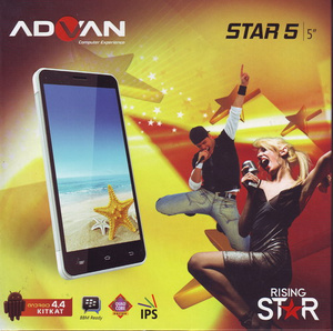 Advan Star S5M cridit imege tokopedia.net