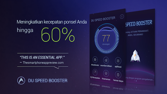 DU Speed Booster cridit imege play.google.com