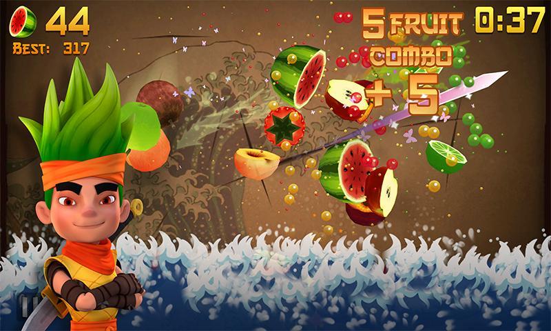 Fruit Ninja cridit imege play.google.com