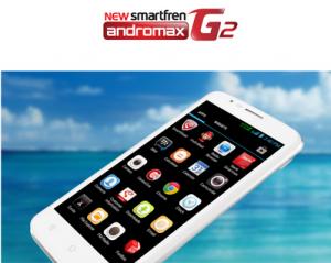 New Andromax G2 cridit imege smartfren.com